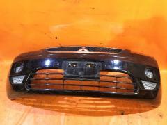 Бампер на Mitsubishi Colt Z21A 021714, Переднее расположение