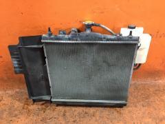 Радиатор ДВС на Nissan Cube BZ11 CR14DE