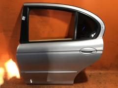 Дверь боковая на Jaguar X-Type X400, Заднее Левое расположение