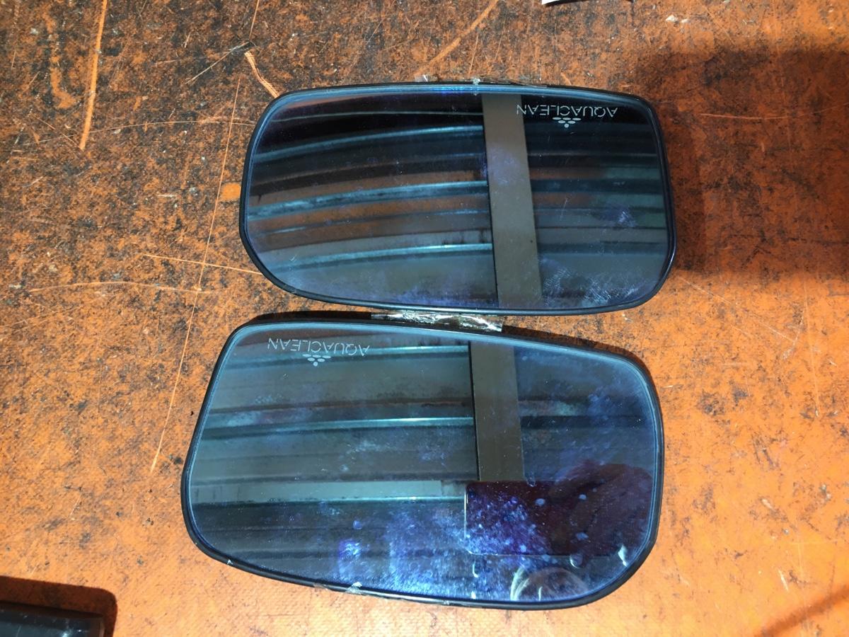 Зеркало-полотно на Honda Stream RN1 Фото 1
