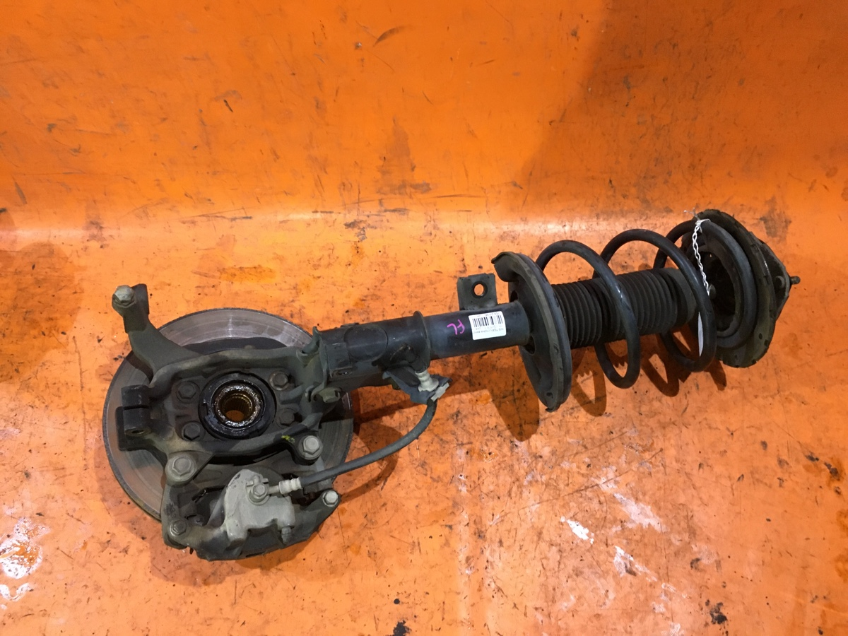 Стойка амортизатора на Nissan Teana J31 VQ23DE Фото 1