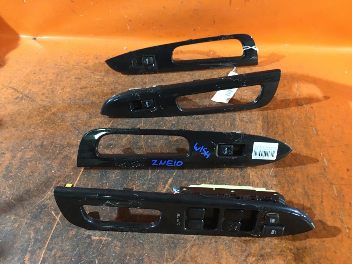Блок упр-я стеклоподъемниками на Toyota Wish ZNE10G Фото 1
