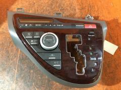 Блок управления климатконтроля на Toyota Isis ZNM10W 1ZZ-FE