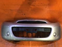 Бампер на Nissan March K13, Переднее расположение