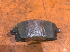 Тормозные колодки на Subaru Legacy Wagon BH5 EJ206, Переднее расположение