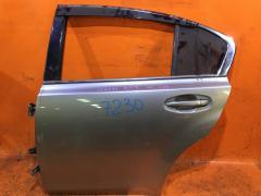 Дверь боковая на Subaru Legacy BM9, Заднее Левое расположение