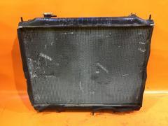 Радиатор ДВС на Nissan Elgrand E51 VQ35DE