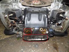 Двигатель на Subaru Legacy Wagon BG9 EJ25