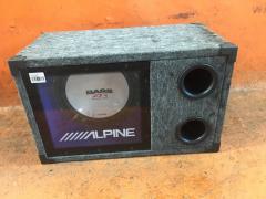 Колонка на Alpine