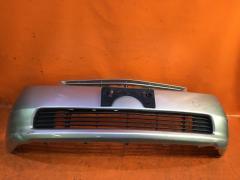 Бампер на Toyota Prius NHW20, Переднее расположение