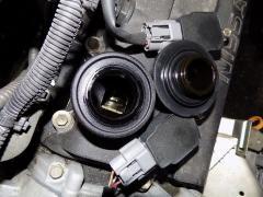 Двигатель на Nissan Presage TU31 QR25DE Фото 7