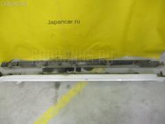 Порог кузова пластиковый ( обвес ) на Toyota Bb QNC20