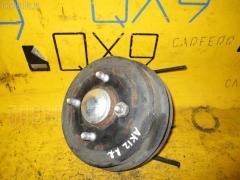 Ступица на Nissan March AK12 CR12DE 43042AX500  43210AX000  43210AZ300, Заднее Правое расположение