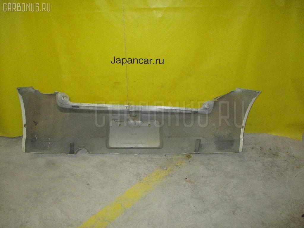 Бампер 71811-58J5 на Suzuki Wagon R MH22S Фото 1