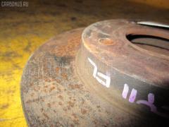 Тормозной диск NISSAN AD VAN VFY11 QG15DE 40206WD200 Переднее