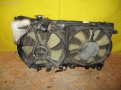 Радиатор ДВС TOYOTA EL51 4E-FE 16400-11640  16400-11820