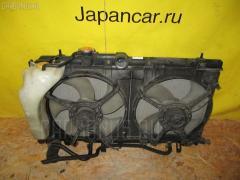 Радиатор ДВС SUBARU LEGACY WAGON BH5 EJ202