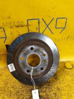 Тормозной диск на Toyota Windom VCV10 3VZ-FE, Заднее расположение