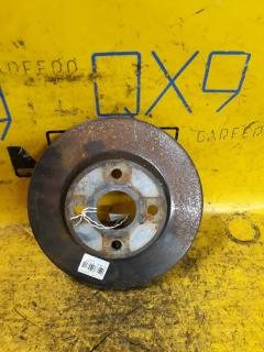 Тормозной диск TOYOTA COROLLA NZE121 1NZ-FE Переднее
