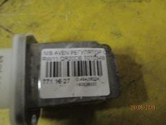 Регулятор скорости мотора отопителя на Nissan Avenir RW11 QR20DE Фото 3