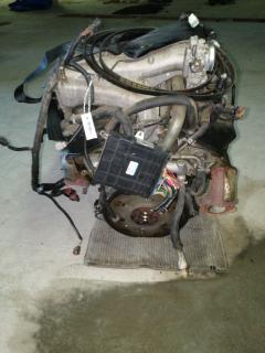 Двигатель на Mitsubishi Delica Space Gear PD6W 6G72 Фото 4