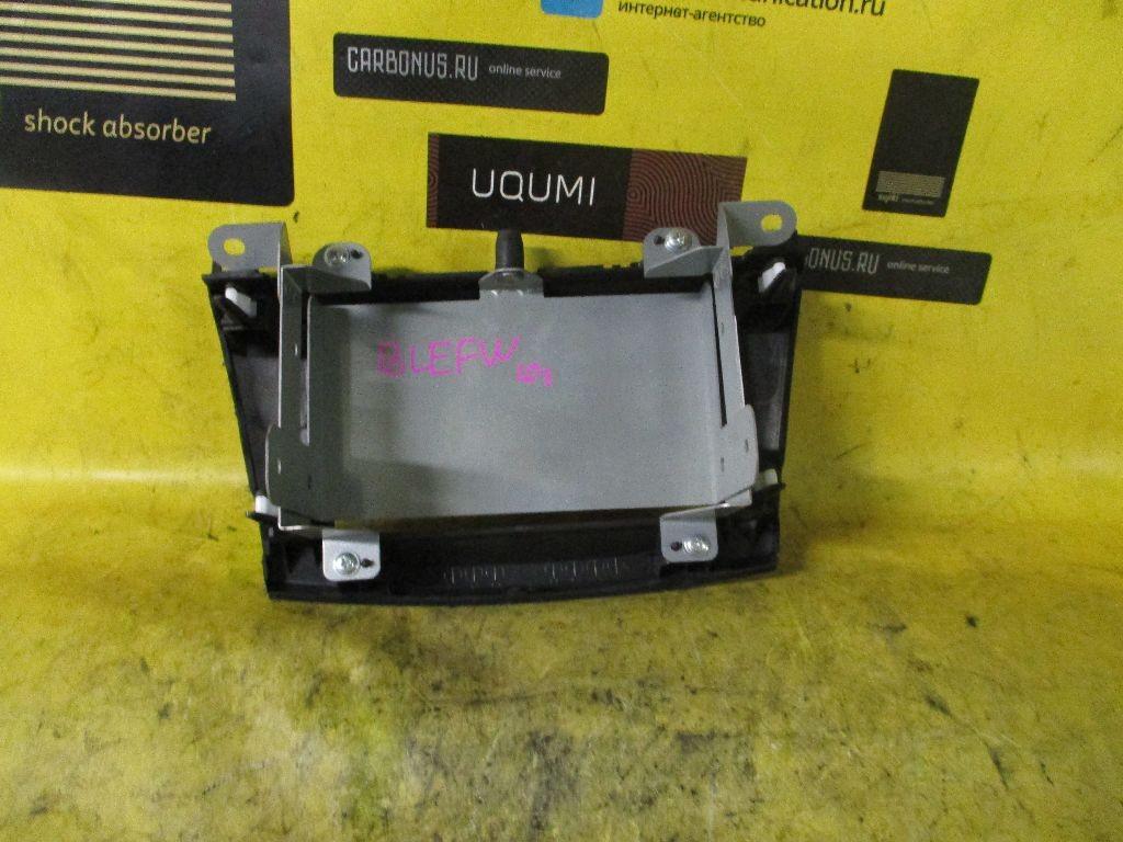 Консоль магнитофона Mazda Axela BLEFW Фото 1
