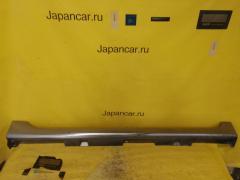 Порог кузова пластиковый ( обвес ) Mazda Axela BLEFW Фото 7