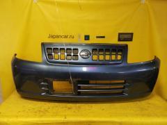 Бампер на Nissan Otti H91W 6400A028, Переднее расположение