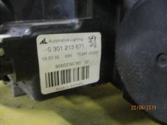 Фара на Peugeot 407 Sw 6E 0301213671 6208.93  6224.F5, Левое расположение