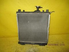 Радиатор ДВС на Suzuki Kei HN11S F6A