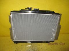 Радиатор ДВС на Nissan Caravan JVWE25 ZD30DDTI