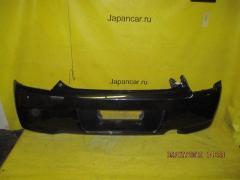 Бампер на Suzuki Wagon R Solio MA34S, Заднее расположение