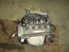 Двигатель TOYOTA COROLLA CERES AE101 4A-FE