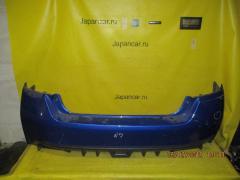 Бампер на Subaru Impreza Wrx VAB 57704-VA020, Заднее расположение