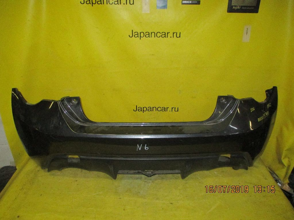 Бампер 57704CA010 на Subaru Brz ZC6 Фото 1