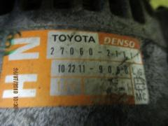 Генератор на Toyota Will Cypha NCP70 2NZ-FE 27060-21111