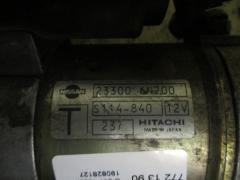 Стартер NISSAN SERENA TC24 QR20DE 23300-6N200
