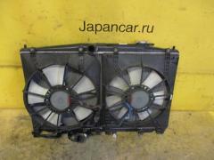 Радиатор ДВС на Honda Odyssey RB4 K24A