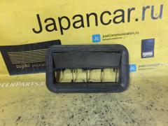 Обшивка багажника на Toyota Isis ANM10G, Заднее расположение