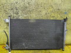 Радиатор кондиционера на Nissan Note E11 HR15DE