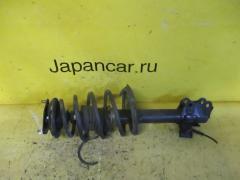 Стойка амортизатора на Nissan Sunny FB15 QG15DE, Переднее Левое расположение