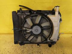 Радиатор ДВС на Toyota Ractis NCP100 1NZ-FE