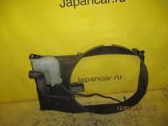 Диффузор радиатора на Toyota Mark II JZX110 1JZ-FSE