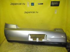 Бампер на Nissan Skyline V35, Заднее расположение