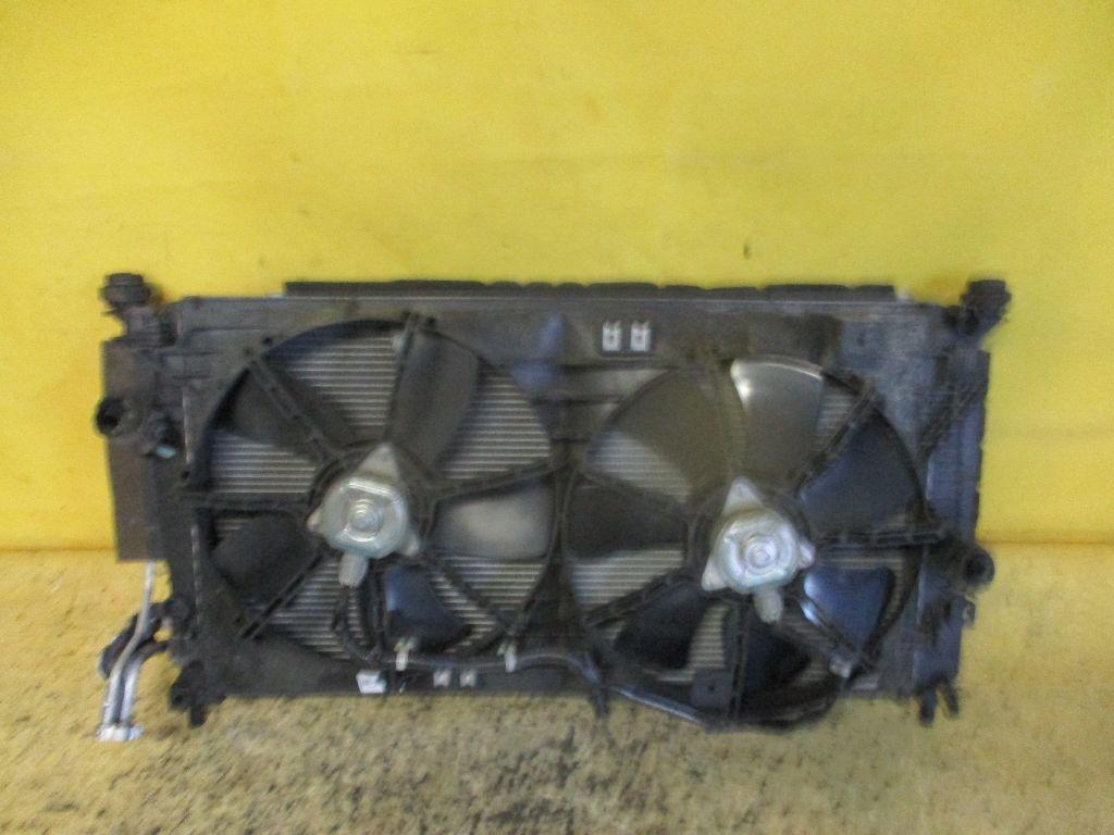 Радиатор ДВС на Mazda Axela BL5FP ZY-VE Фото 1