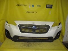 Бампер на Subaru Xv GP7 57704-FL010, Переднее расположение