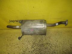 Глушитель на Honda Civic Ferio ES1 D15B