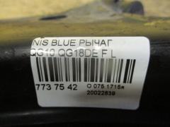 Рычаг на Nissan Bluebird Sylphy QG10 QG18DE Фото 4
