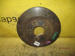 Тормозной диск на Nissan Cima GF50 VK45DD, Переднее расположение
