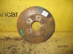 Тормозной диск на Nissan Cedric HY33 VQ30DE, Переднее расположение